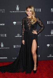 Cassie Scerbo - The Weinstein Company & Netflix After Party after the 71st Annual Golden Globe Awards in Beverly Hills   12-01-2014   2x 04712d301340592