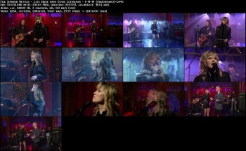Jennifer Nettles - Late Show with David Letterman - 1-14-14 (performance)