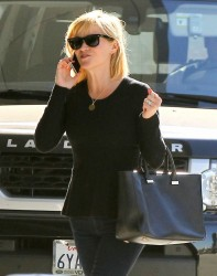 Reese Witherspoon - at a business meeting in Beverly Hills 1/15/14