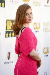 Amy Adams - Critics' Choice Movie Awards in Santa Monica 1/16/14