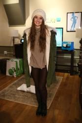 Kaitlyn Dever - Nintendo Chalet at Sundance 1/18/14