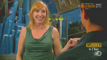 Kari Byron | Hollywood.Car.Crash.Cliches | 720pHDcaps | 19/1/14