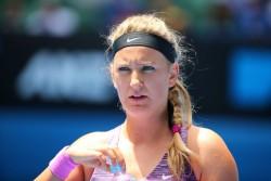 Victoria Azarenka - 2014 Australian Open in Melbourne 1/20/14