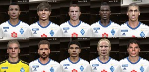 Download FC Dynamo Kyiv Facepack by Oleh44