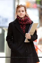 Emma Watson - out in NYC 1/20/14
