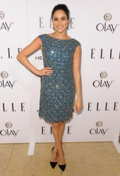 Meghan Markle - ELLE's Annual Women in Television Celebration in West Hollywood 1/22/14