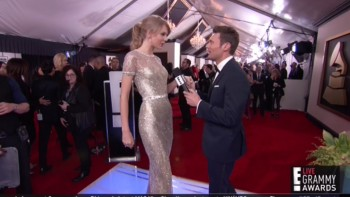 TAYLOR SWIFT - HOT - 56TH Annual GRAMMY Awards red carpet
