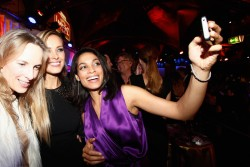 Petra Nemcova & Rosario Dawson - Lambertz Monday Night in Cologne 1/27/14