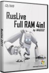 RusLiveFull RAM 4in1 by NIKZZZZ CD/DVD (27.01.2014)
