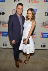 Jessica Alba - Hollywood Stands Up To Cancer Event 1/28/14