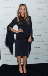 Molly Sims - Haney Launch Party in LA 1/30/14