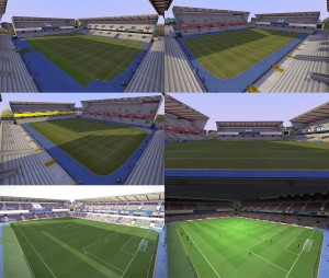 Download The New Den By The Muslim For PES 2014