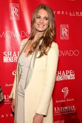 Julie Henderson - 2014 Shape & Men's Fitness Super Bowl Party in NYC 1/31/14