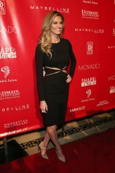 Erin Andrews - 2014 Shape & Men's Fitness Super Bowl Party in NYC 1/31/14