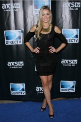 Katrina Bowden - DirecTV Super Saturday Night in NYC 2/1/14