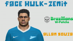 Download Hulk Face by Allan Souza