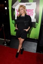 """Cassie Scerbo - """"Vampire Academy"""" Premiere in LA 2/4/14"""