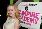 Dove Cameron - Premiere of 'Vampire Academy'  2/4/14