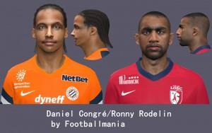 Download Daniel Congré and Ronny Rodelin by Footballmania