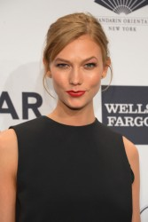 Karlie Kloss - 2014 amfAR New York Gala 2/5/14