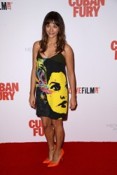 Rashida Jones - 'Cuban Fury' premiere in London 2/6/14