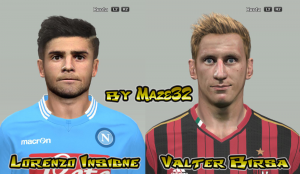 Download Birsa and Insigne Faces by Maze32