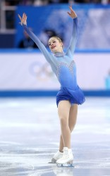 Gracie Gold - Team Ladies Free Skating in Sochi 2/9/14