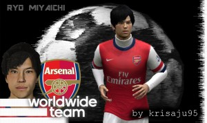 Download Ryo Miyaichi Face by krisaju95