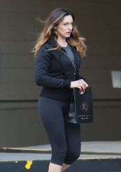 Kelly Brook - out in LA 2/11/14