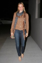 Amy Smart - out in LA 2/12/14