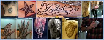 Tatuaże I Piercingi Członków Zespołu Thaliens