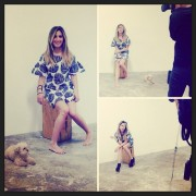 Ashley Tisdale - Boohoo StyleFix Magazine Photoshoot