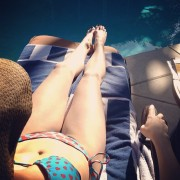 Candace Bailey - Bikini Instagram Pic 2/14/14