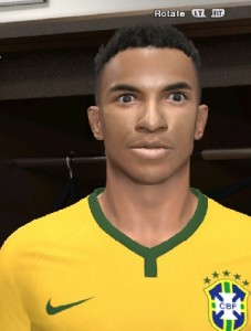 Download Luiz Gustavo Face by GOAL