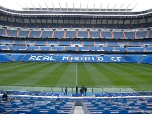 Download Santiago Bernabéu Stadium by Blancos7