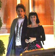 Katy Perry - Leaving Sunset Towers Hotel - Feb 14 2014