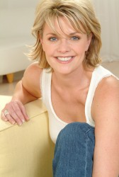 Amanda Tapping - Charles William Bush Photoshoot February 2004
