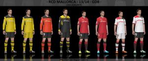 PES 2014 RCD Mallorca 2013-2014 GDB by Txak