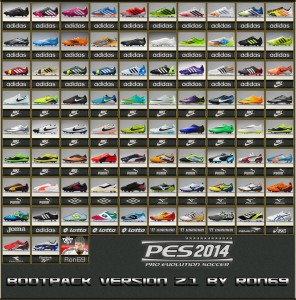 Download PES 2014 Bootpack v2.1 by Ron69