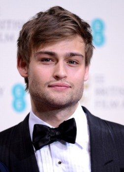 Douglas Booth at the British Academy Film Awards (BAFTAs) 2014