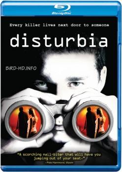 Disturbia 2007 m720p BluRay x264-BiRD