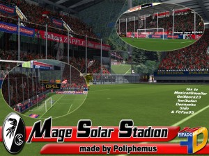 Download FIFa 14 Mage Solar Stadion (SC Freiburg) By Poliphemus