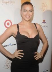 Irina Shayk SI Swimsuit 50 Years Of Swim Celebration In NYC February 18, 2014 HQ x 10