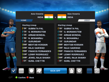 Download Indian Team Mod For Pes 2013 by physicist3d