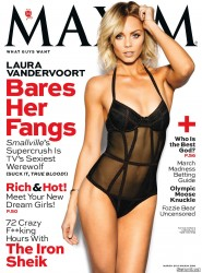 Maxim USA March 2014 – Laura Vanervoort