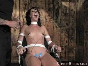 self bondage male vaginal dildo