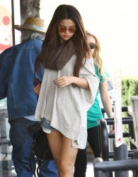 Selena Gomez - out in LA 2/22/14