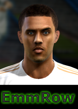 Download Wayne Routledge PES 2012-2013 face by EmmRow