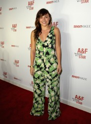 "Briana Evigan - Abercrombie & Fitch ""The Making of a Star"" Spring Campaign Party in Hollywood 2/22/14"