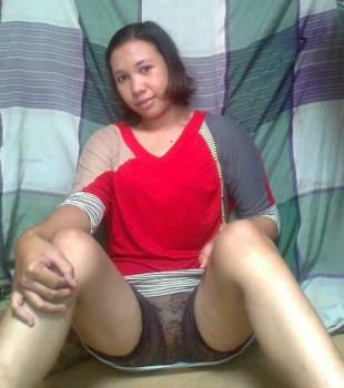 Gadis Ngangkang